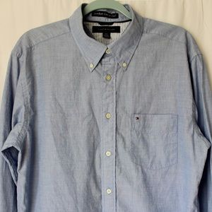 Tommy Hilfiger Button Up Long Sleeve Shirt